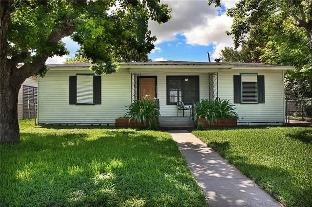 933 Rosedale Drive, Corpus Christi, TX 78411 (MLS #386191) :: South Coast Real Estate, LLC