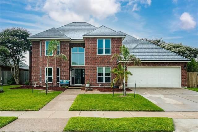 218 Augusta Drive, Portland, TX 78374 (MLS #386213) :: KM Premier Real Estate
