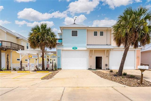 152 Paradise Pointe Drive #104, Port Aransas, TX 78373 (MLS #386215) :: South Coast Real Estate, LLC