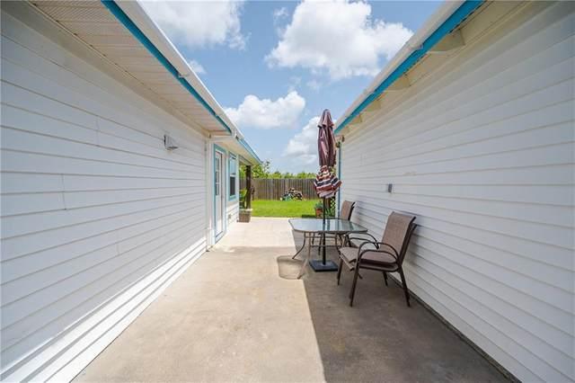 214 Rattlesnake Point, Rockport, TX 78382 (MLS #386225) :: KM Premier Real Estate