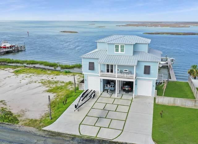 2420 State Highway 361, Port Aransas, TX 78373 (MLS #386228) :: South Coast Real Estate, LLC