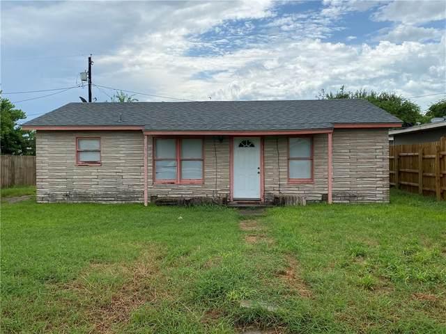 105 Marilyn Drive, Gregory, TX 78359 (MLS #386230) :: RE/MAX Elite Corpus Christi