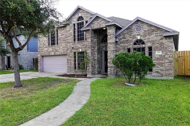 223 Palmer Drive, Portland, TX 78374 (MLS #386235) :: KM Premier Real Estate