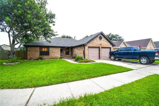 2066 Jenica Drive, Ingleside, TX 78362 (MLS #386279) :: South Coast Real Estate, LLC