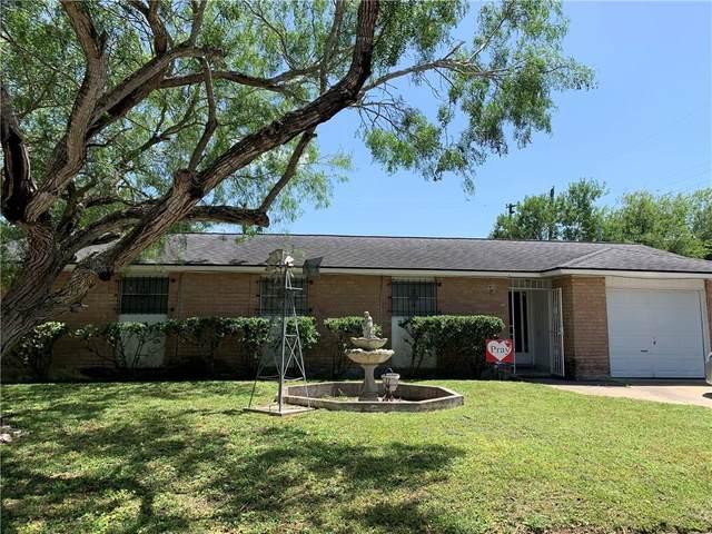 128 Jewitt Drive, Robstown, TX 78380 (MLS #386293) :: KM Premier Real Estate