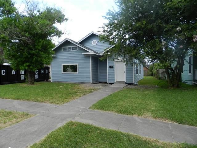 629 Atlantic Street, Corpus Christi, TX 78404 (MLS #386294) :: South Coast Real Estate, LLC
