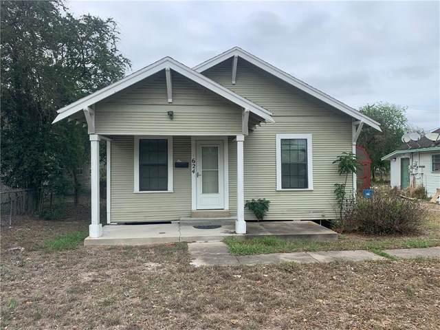 624 W Kleberg Avenue, Kingsville, TX 78363 (MLS #386297) :: KM Premier Real Estate