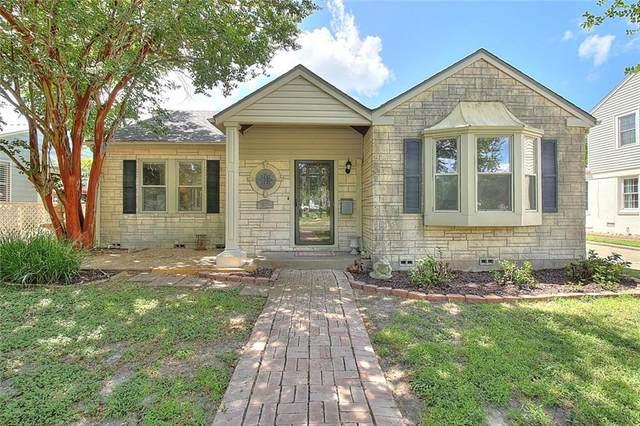 607 Del Mar Boulevard, Corpus Christi, TX 78404 (MLS #386303) :: KM Premier Real Estate