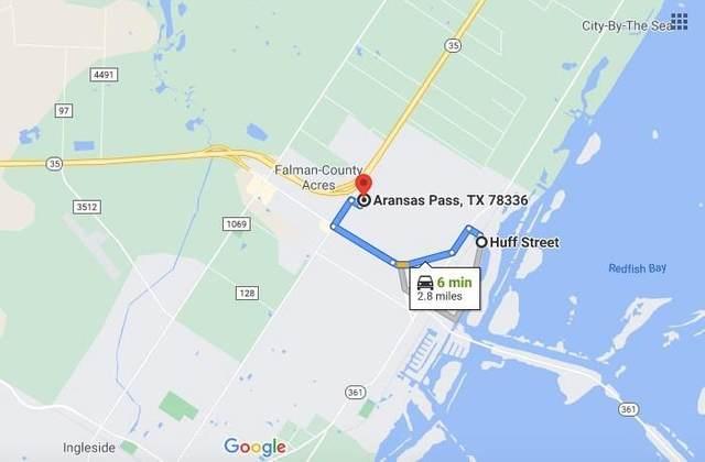 Lot 3 Block 761 N 13th Street, Aransas Pass, TX 78336 (MLS #386314) :: South Coast Real Estate, LLC