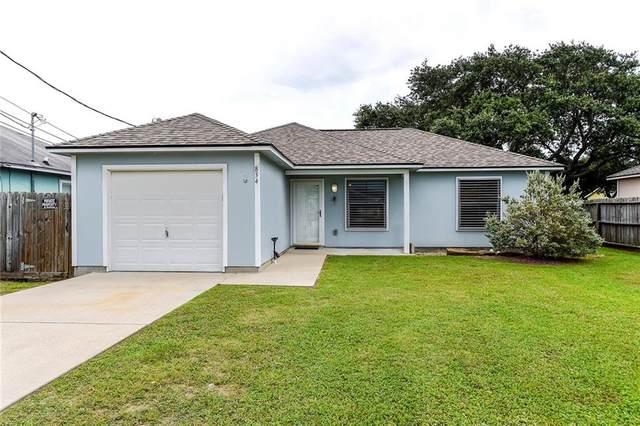 834 Roseanne Street, Corpus Christi, TX 78418 (MLS #386333) :: South Coast Real Estate, LLC