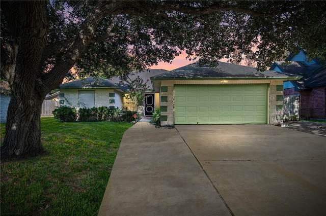 7306 Tangled Ridge Court, Corpus Christi, TX 78413 (MLS #386348) :: KM Premier Real Estate