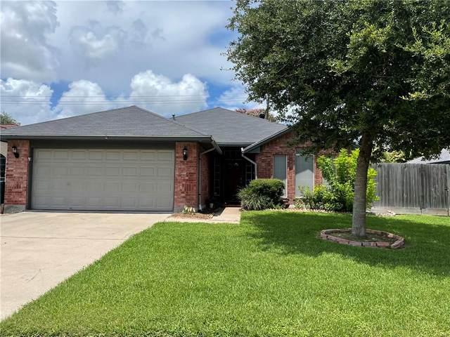 4214 Valley Circle, Corpus Christi, TX 78413 (MLS #386353) :: KM Premier Real Estate