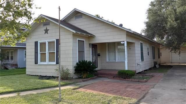 324 E Warren Avenue, Kingsville, TX 78363 (MLS #386385) :: KM Premier Real Estate