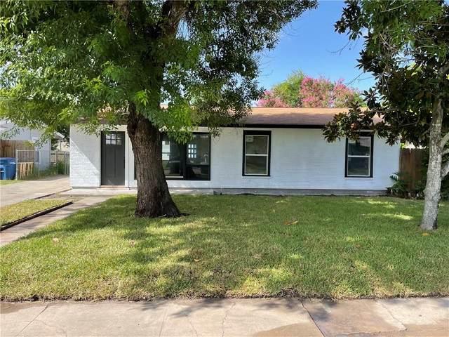 3410 Lamont Street, Corpus Christi, TX 78415 (MLS #386386) :: KM Premier Real Estate