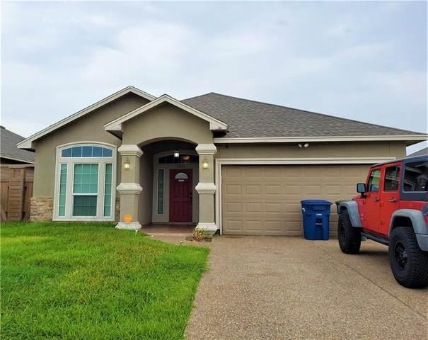 4351 Summer Wind Drive, Corpus Christi, TX 78413 (MLS #386390) :: RE/MAX Elite | The KB Team