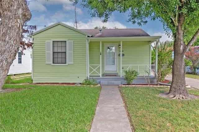 4649 Cheryl Drive, Corpus Christi, TX 78415 (MLS #386414) :: KM Premier Real Estate