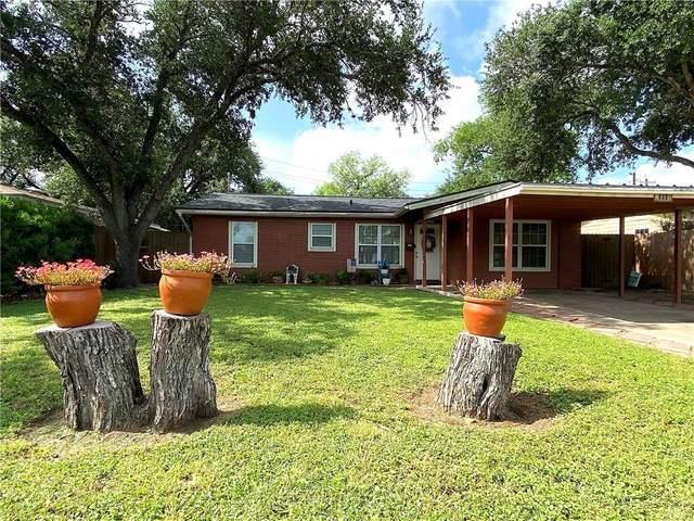 633 Hugh Street, Sinton, TX 78387 (MLS #386439) :: KM Premier Real Estate