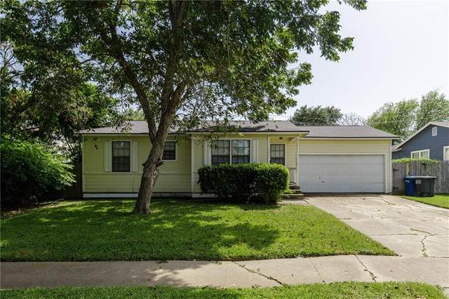 5921 Hugo Drive, Corpus Christi, TX 78412 (MLS #386466) :: KM Premier Real Estate