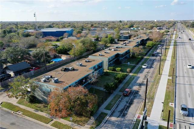 3233 S Staples Street #7, Corpus Christi, TX 78401 (MLS #386469) :: KM Premier Real Estate