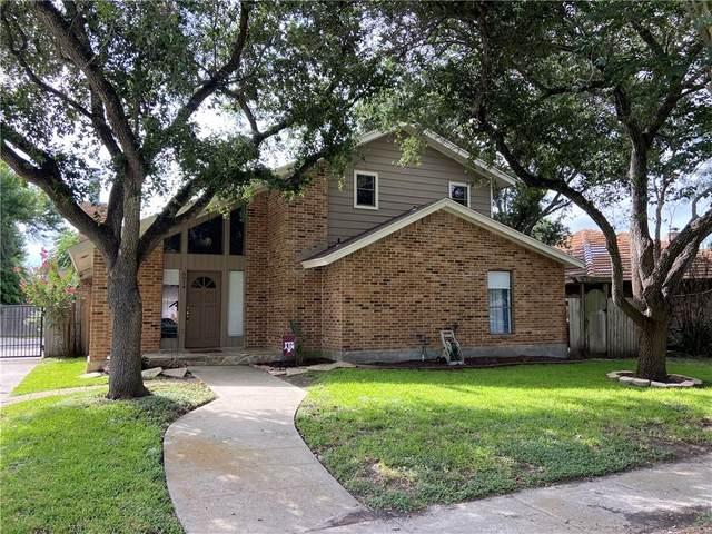 6614 Whitewing Drive, Corpus Christi, TX 78413 (MLS #386501) :: RE/MAX Elite | The KB Team