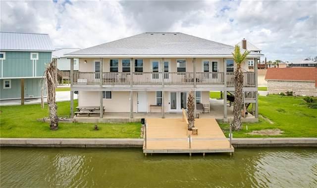 122 Bufflehead Lane, Rockport, TX 78382 (MLS #386504) :: South Coast Real Estate, LLC