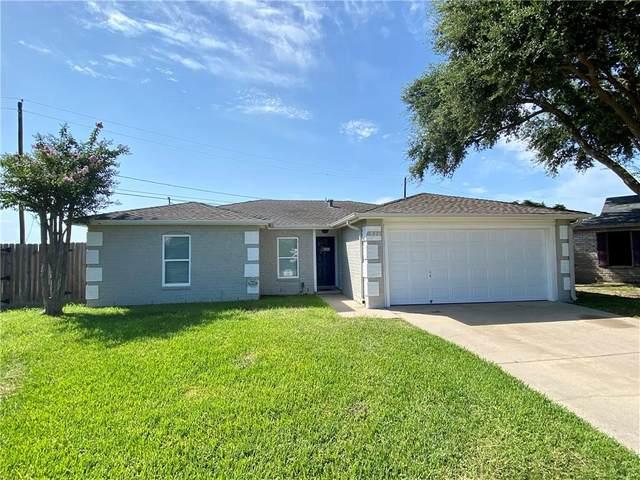 826 Saint Benedict Court, Corpus Christi, TX 78418 (MLS #386509) :: RE/MAX Elite | The KB Team