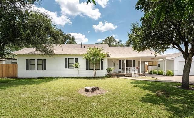 603 W Avenue B, Kingsville, TX 78363 (MLS #386520) :: KM Premier Real Estate
