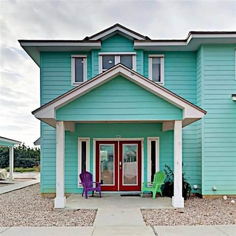 2120 S Eleventh Street #101, Port Aransas, TX 78373 (MLS #386522) :: South Coast Real Estate, LLC