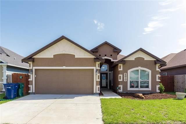 5817 Bella Di Giorno Drive, Corpus Christi, TX 78414 (MLS #386528) :: South Coast Real Estate, LLC