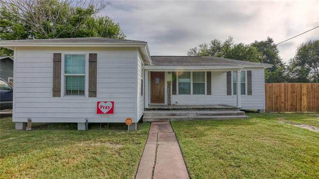 10810 Annaville Drive, Corpus Christi, TX 78410 (MLS #386533) :: KM Premier Real Estate