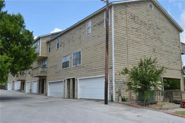 4401 River Valley Drive #1005, Corpus Christi, TX 78410 (MLS #386538) :: KM Premier Real Estate