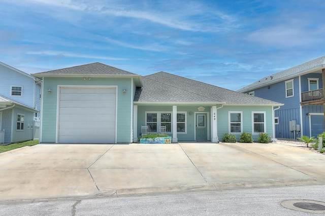 649 Gage Way, Port Aransas, TX 78373 (MLS #386552) :: South Coast Real Estate, LLC