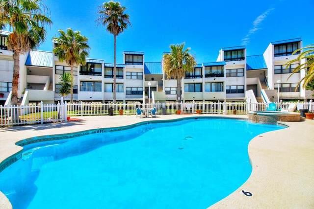 14401 Commodores Drive #111, Corpus Christi, TX 78418 (MLS #386596) :: KM Premier Real Estate