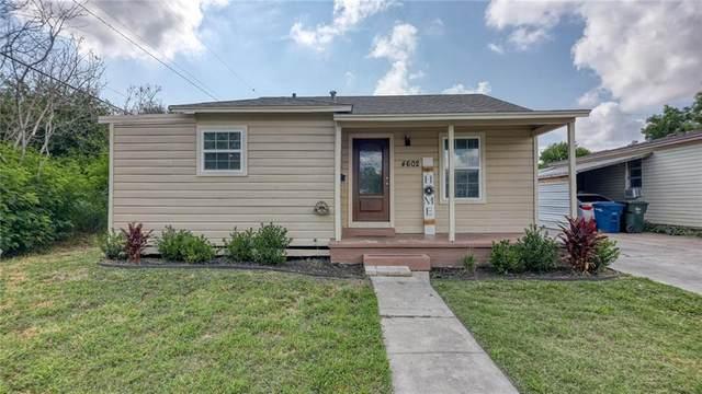 4602 Archer Drive, Corpus Christi, TX 78415 (MLS #386602) :: KM Premier Real Estate