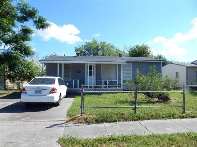 1722 Whiting Drive, Corpus Christi, TX 78415 (MLS #386627) :: KM Premier Real Estate
