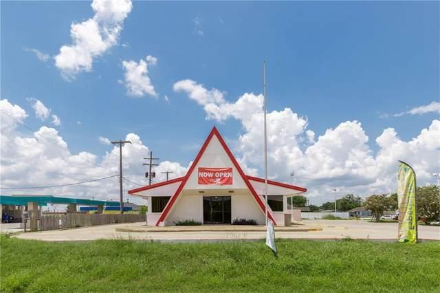 105 S Highway 77, Robstown, TX 78380 (MLS #386665) :: RE/MAX Elite | The KB Team