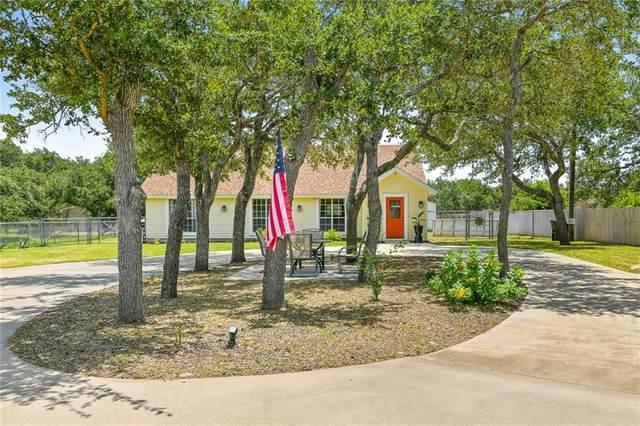 312 Griffith Drive, Rockport, TX 78382 (MLS #386712) :: RE/MAX Elite Corpus Christi