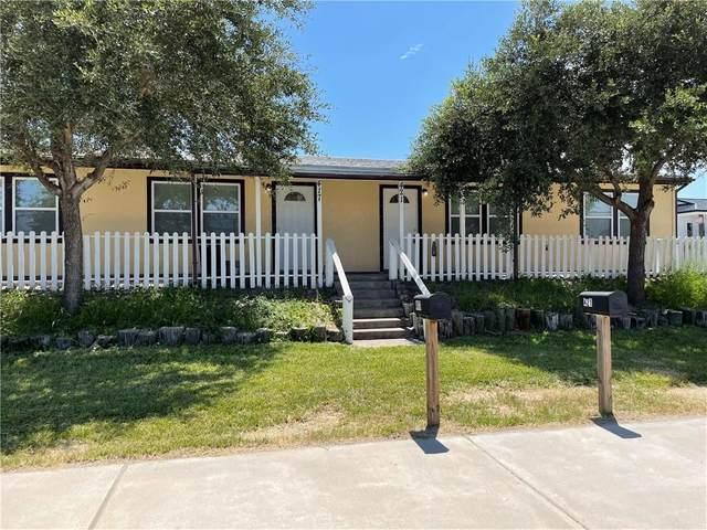 417/421 Avenue C, Port Aransas, TX 78373 (MLS #386714) :: RE/MAX Elite Corpus Christi