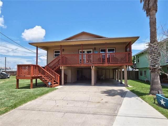 422 W Farley, Port Aransas, TX 78373 (MLS #386792) :: South Coast Real Estate, LLC