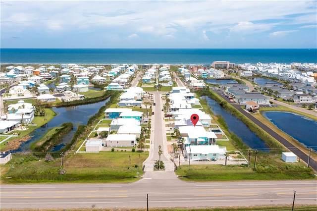116 Beachwalk Ln, Port Aransas, TX 78373 (MLS #386946) :: South Coast Real Estate, LLC