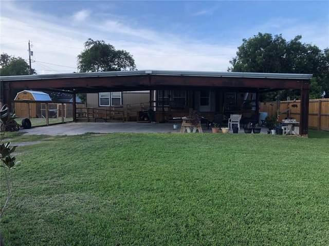 505 Locke Street, Woodsboro, TX 78393 (MLS #386990) :: South Coast Real Estate, LLC