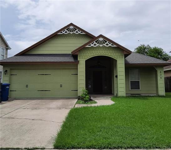 438 Clifford Street, Corpus Christi, TX 78404 (MLS #387168) :: RE/MAX Elite Corpus Christi