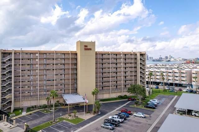 4000 Surfside Boulevard #408, Corpus Christi, TX 78402 (MLS #387171) :: RE/MAX Elite | The KB Team