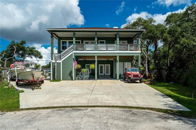 21 Bahama South, Rockport, TX 78382 (MLS #387311) :: RE/MAX Elite Corpus Christi