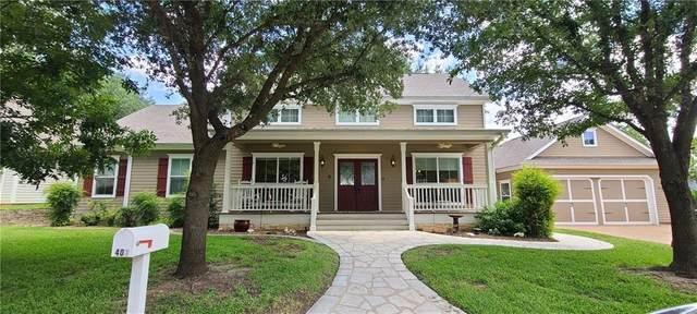 401 Home Place Lane, Salado, TX 76571 (MLS #387333) :: RE/MAX Elite Corpus Christi