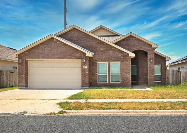 1109 Pinehollow, Corpus Christi, TX 78418 (MLS #387394) :: South Coast Real Estate, LLC