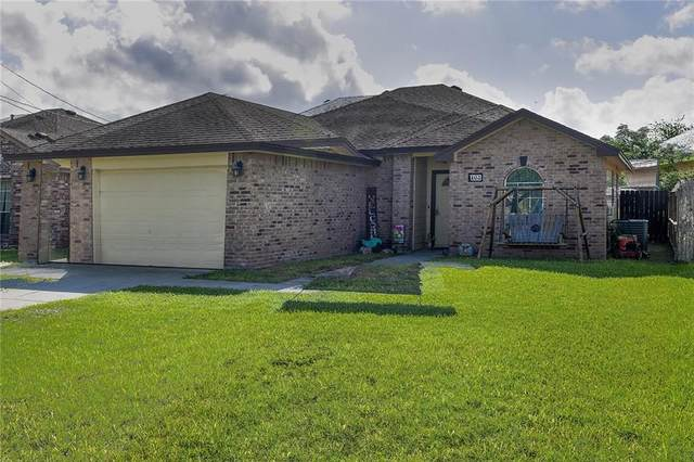 102 Moss Avenue, Odem, TX 78370 (MLS #387412) :: KM Premier Real Estate