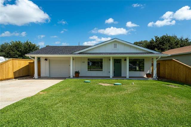 125 Live Oak Street, Rockport, TX 78382 (MLS #387421) :: RE/MAX Elite Corpus Christi