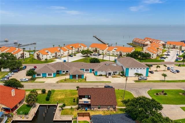 617 S Fulton Beach, Rockport, TX 78382 (MLS #387478) :: South Coast Real Estate, LLC
