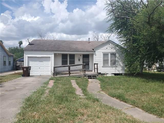 904 W Lee Avenue, Kingsville, TX 78363 (MLS #387765) :: RE/MAX Elite | The KB Team